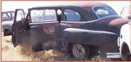 1951 Chrysler Crown Imperial C53 Limousine left rear view