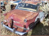 1954 Hudson Jet 4 Door Sedan right rear view