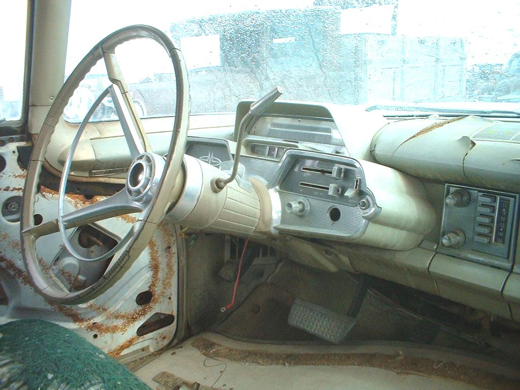 1959 Mercury Monterey 2 Door Hardtop For Sale