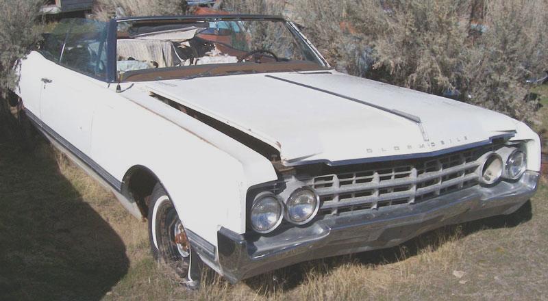 65 oldsmobile 98 for sale