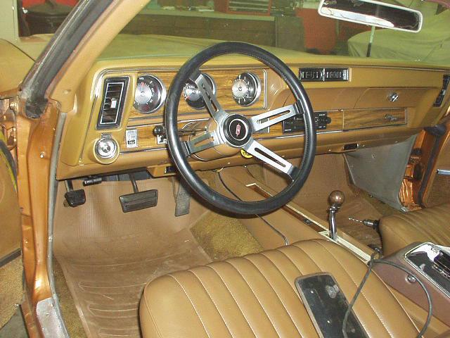 72 olds cutlass supreme interior kits