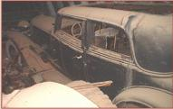 1932 Lincoln Series KA 2 Door Victoria Coupe For Sale $40,000 left rear view