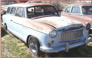 1959 Rambler American Super Station Wagon right front view