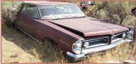 1963 Pontiac Grand Prix 2 Door Hardtop 389/4 right front view