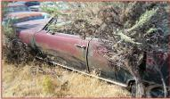 1963 Pontiac Grand Prix 2 Door Hardtop 389/4 left rear side view