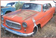 1959 Rambler Super American 2 Door Post Sedan left front view