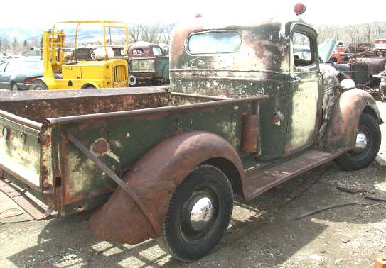 1938 International Truck for Sale http://gtr35-1968-pontiac-grand-prix