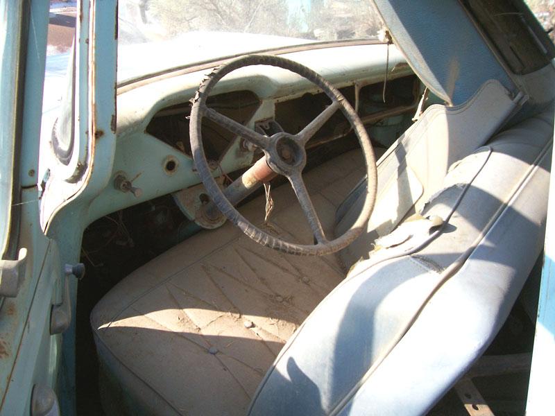 1958 Chevrolet Apache 31 Suburban 12 Ton Truck For Sale