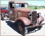 1934 Chevy One Ton Truck right front view