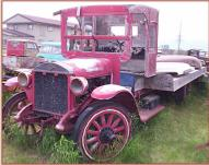 1925 Diamond T Model U3 2 1/2 Ton Flatbed Truck For Sale $5,500 left front view