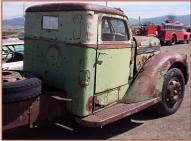 1939 Diamond T Deluxe Cab Model 614D 1 1/2 Ton Truck right rear view