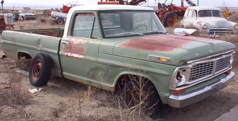 1970 ford pick up truck sale. Black Bedroom Furniture Sets. Home Design Ideas