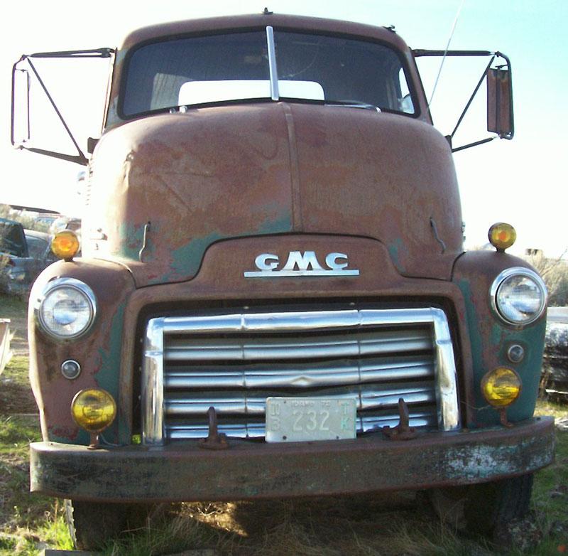 1950 GMC Coe Truck for Sale