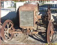 1922 Fordson with Hamilton Transmission Conversion front view