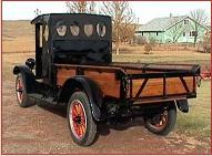 1925 Reo Speedwagon Pickup Bed Truck left rear view