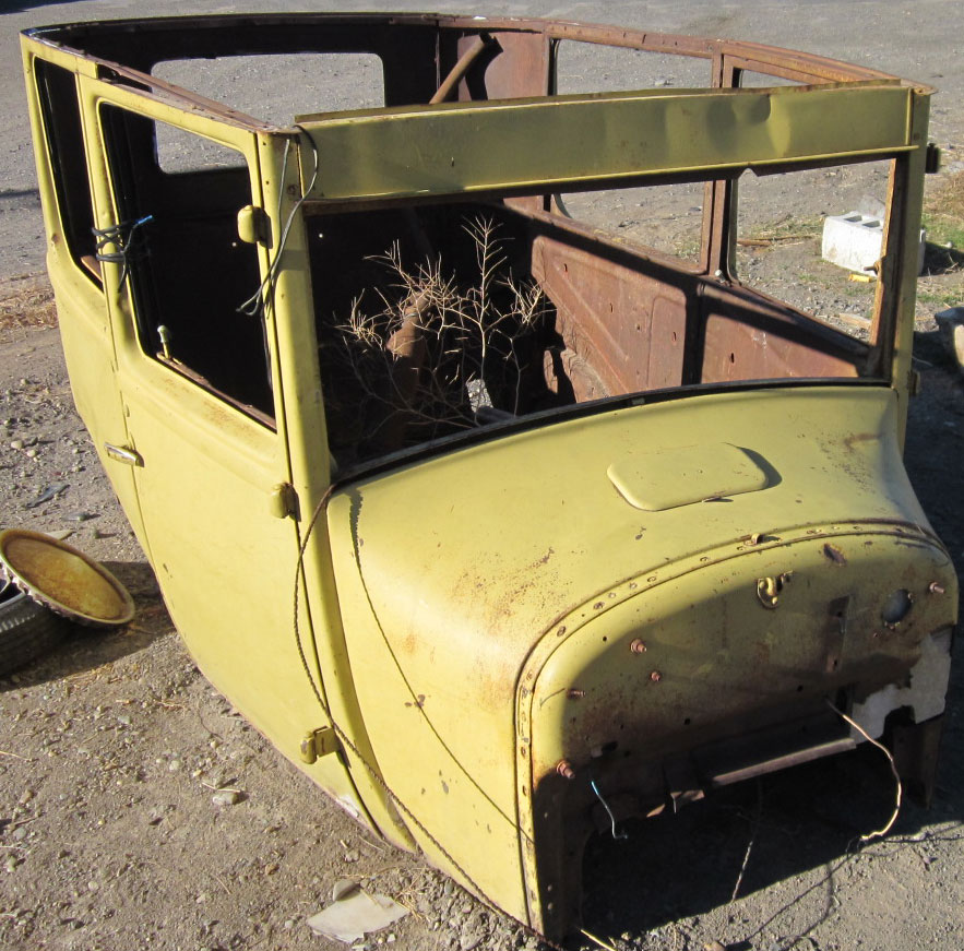 1927 Ford Model T 5 Window Coupe Body For Sale 4000