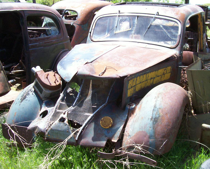 1936 Ford 4 Door Sedan for Sale in A