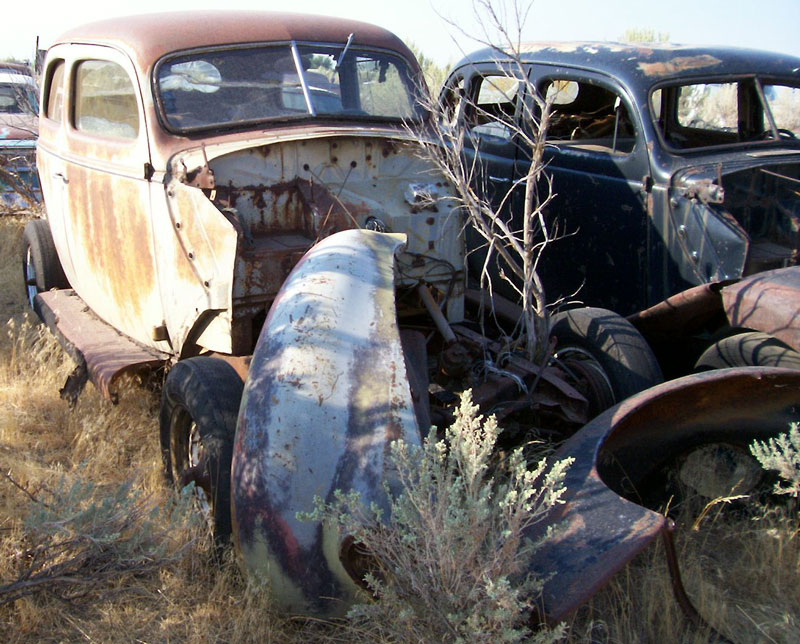 Restorable Ford Classic & Vintage Cars For Sale