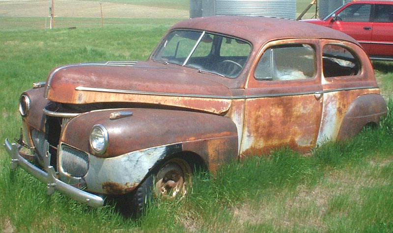 Restorable ford classic vintage cars for sale 1940 54 for 1941 ford 2 door sedan