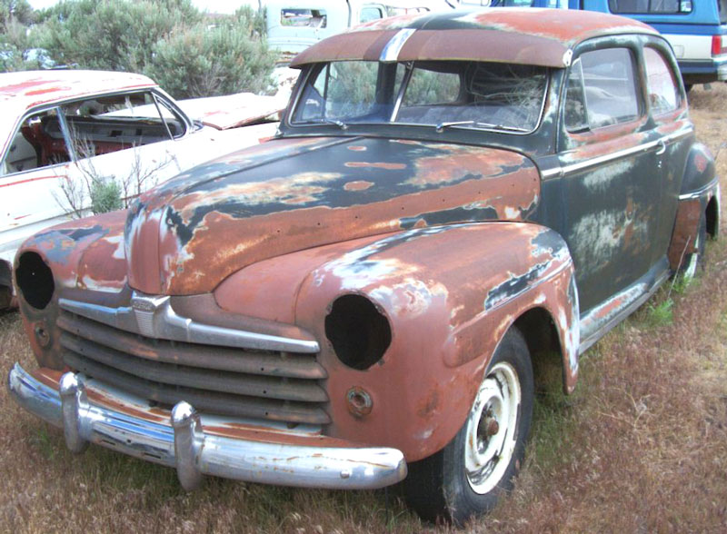 Restorable Ford Classic Project Cars For Sale 1940-54