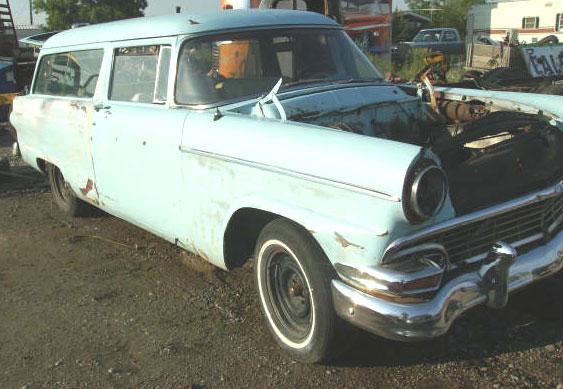 White mk3 golf vr6 petter solberg mercedes e 55 amg w210 for 1956 ford 2 door station wagon