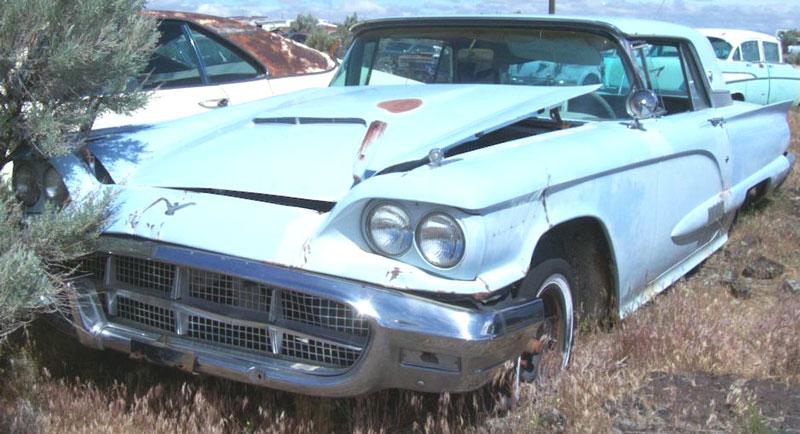 1958 Ford Wagon Craigslist Autos Post