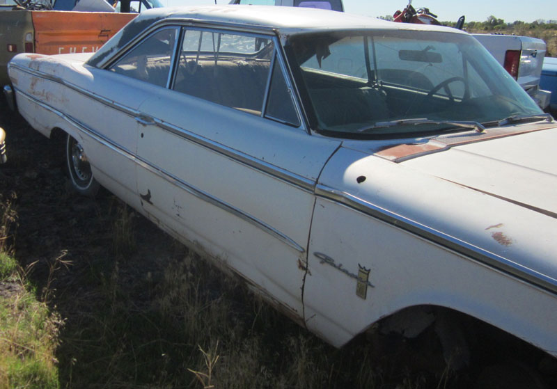 1963 Falcon Project For Sale