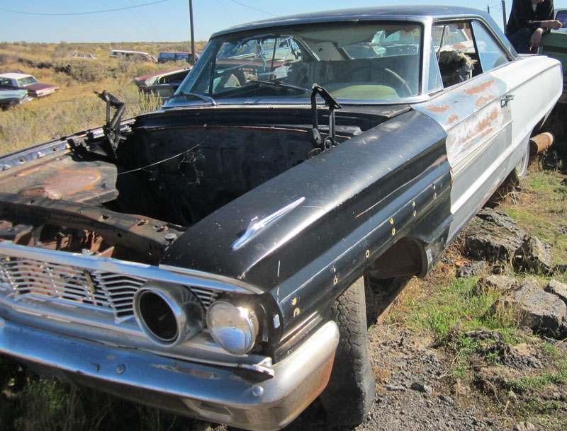 Restorable Ford Classic & Vintage Cars For Sale 1961-65