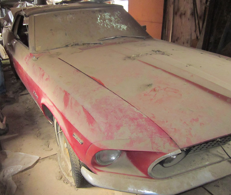 Restorable Mustang Classic & Vintage Cars For Sale