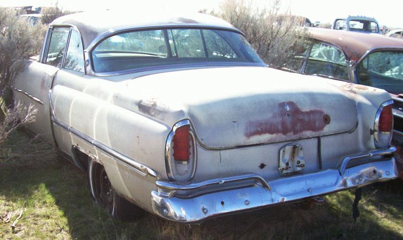Restorable mercury classic vintage cars for sale for 1955 mercury monterey 2 door hardtop