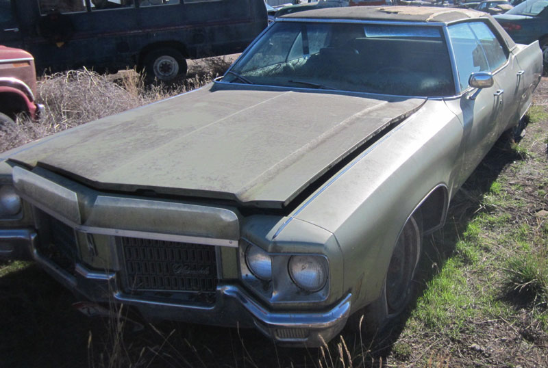 Restorable Oldsmobile Classic Project Cars For Sale 1966-79