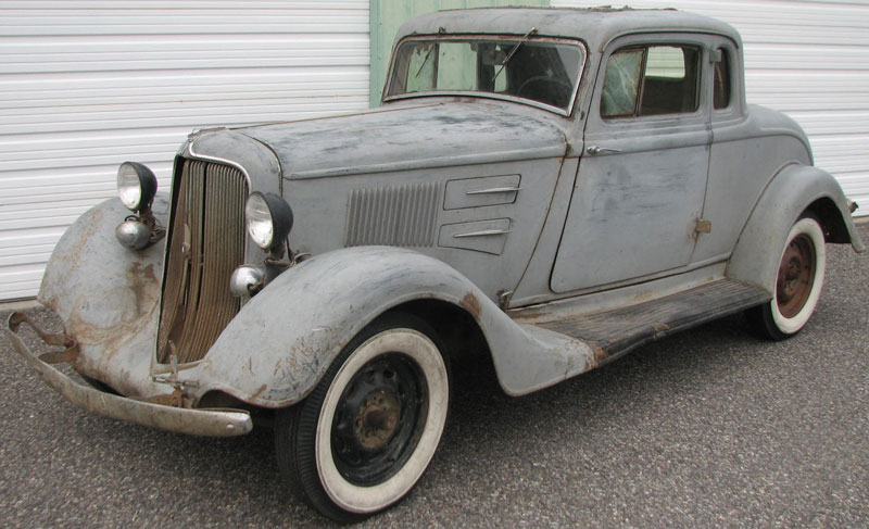 1933 Plymouth Coupe For Sale Craigslist.html | Autos Weblog