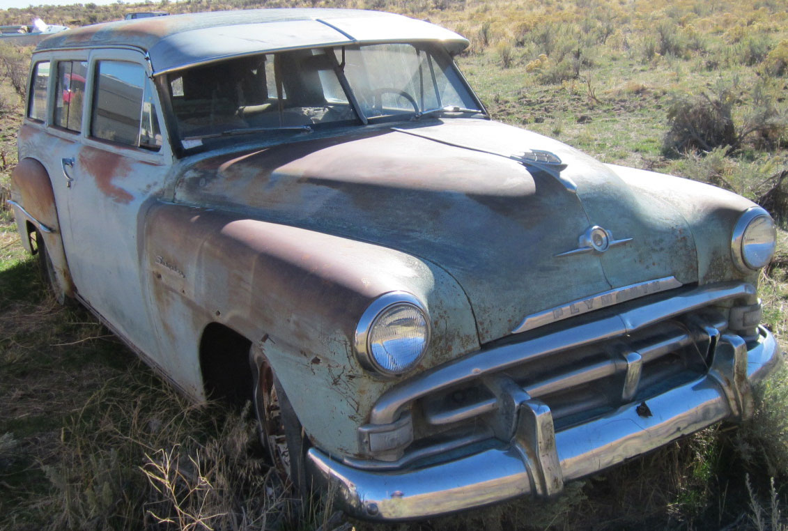 Restorable Plymouth Classic Vintage Cars For Sale 1941 Special Deluxe 1952 Savoy 2 Door Station Wagon 5500