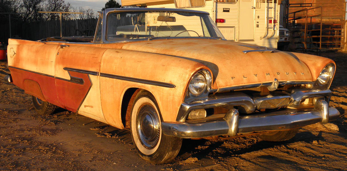 Restorable plymouth classic and vintage cars for sale 1953 89 for 1956 plymouth belvedere 4 door