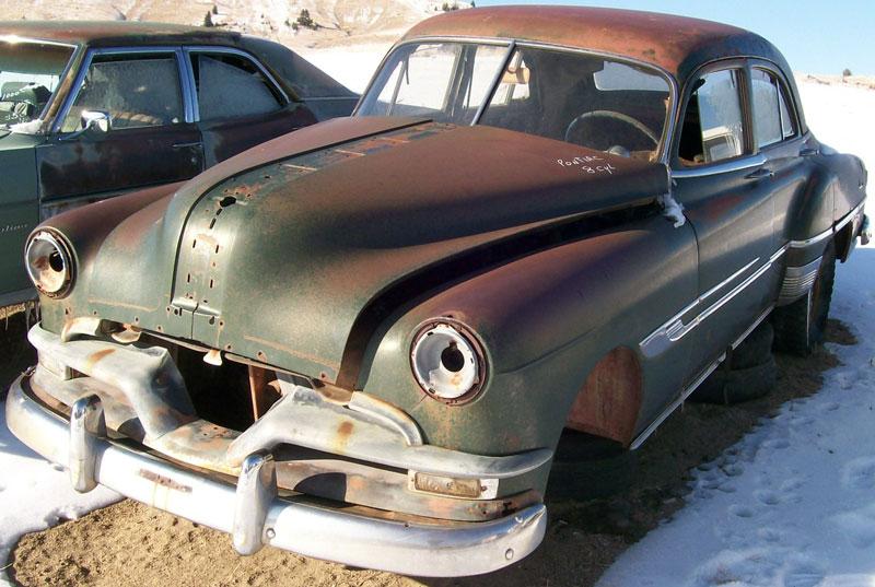 Restorable Pontiac Classic Vintage Cars For Sale