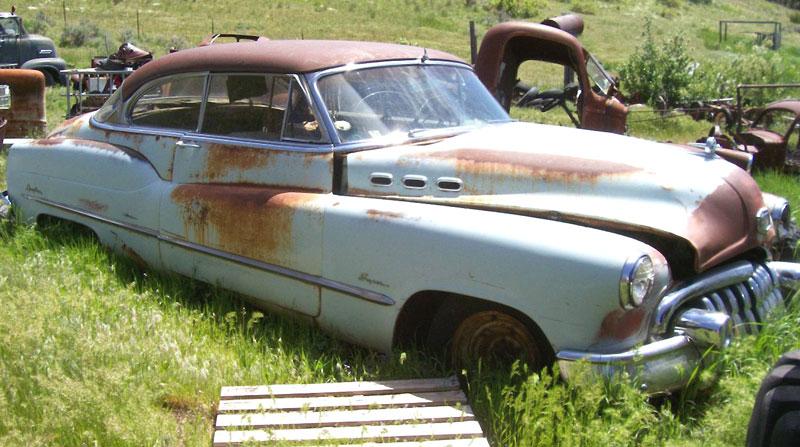 1950 buick super riviera 2 door hardtop for sale