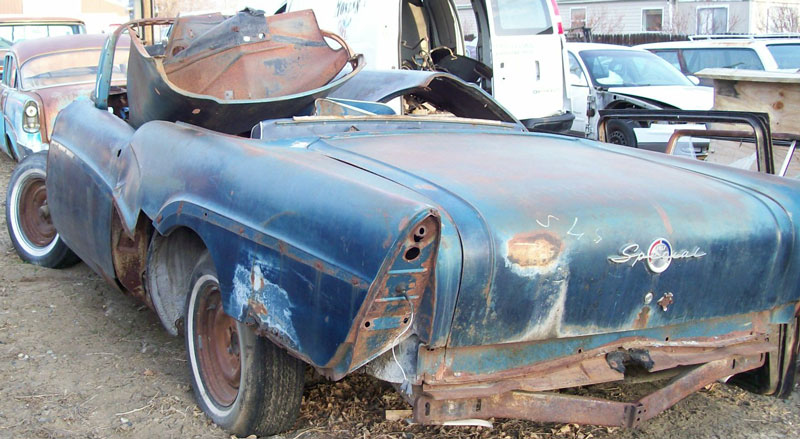 1957 Buick Special for Sale