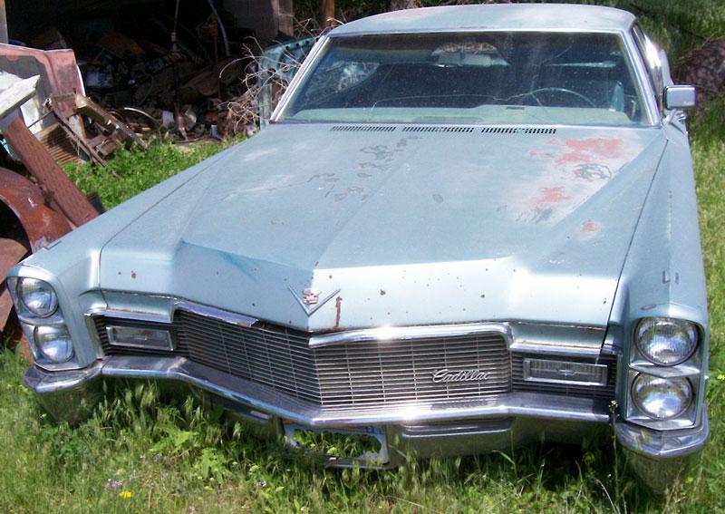 1966 Cadillac Series 682 Calais 4 Door Hardtop For Sale