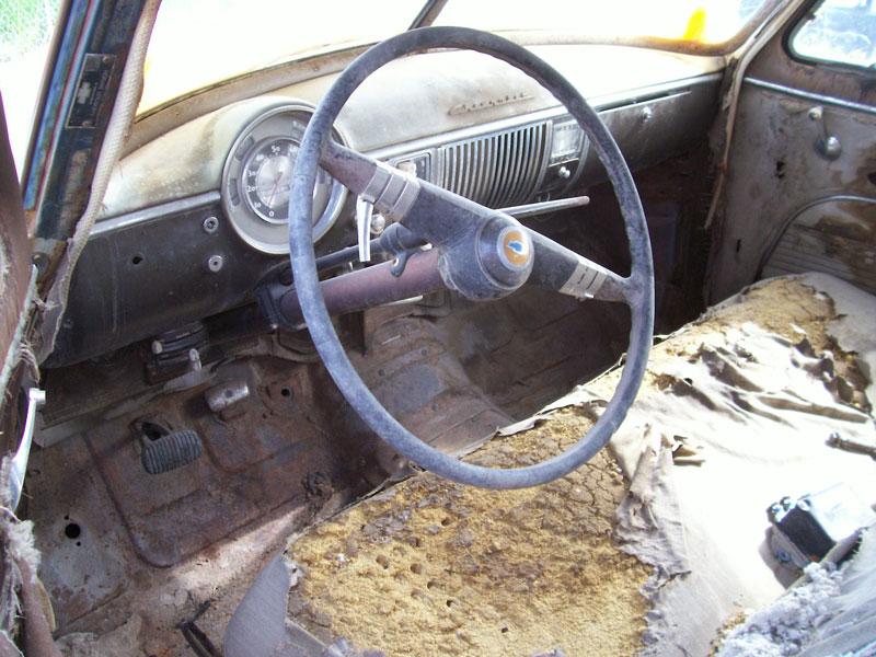 1949 Chevrolet Styleline Deluxe 4 Door Sedan For Sale