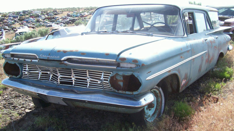 59 chevy station wagon for sale autos post. Black Bedroom Furniture Sets. Home Design Ideas