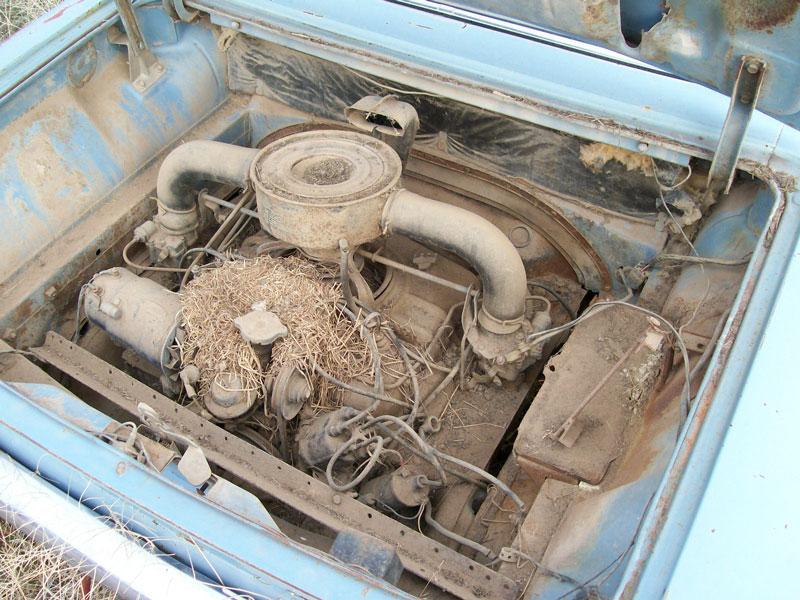 1960 Chevrolet Corvair Deluxe 700 4 Door Sedan For Sale