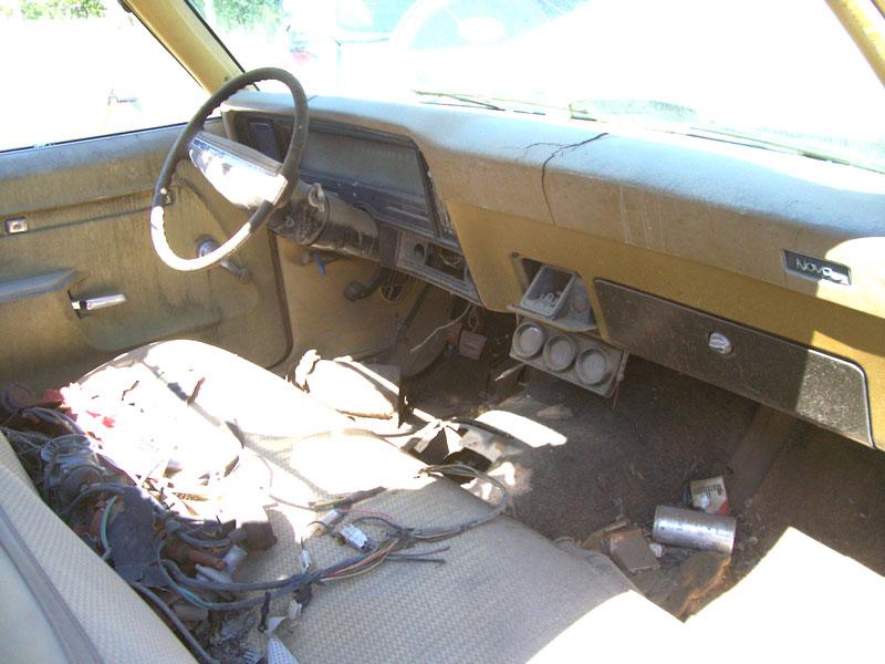 1973 Chevrolet Nova Hatchback 2 Door 350 V 8 4 Speed Coupe