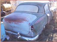 1953 Chevrolet Special 150 One-Fifty Series 1500A 4 Door Sedan For Sale right rear view