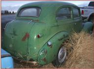 1939 Chevrolet Master Series JB 2 Door Sedan For Sale right rear view