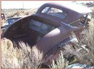 1940 Chevrolet Series KA Six Special DeLuxe 5 Window Coupe For Sale right rear view