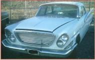 1961 Chrysler Newport 4 Door Sedan For Sale left front view