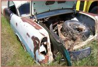 1956 Chevrolet Bel Air 2 Door Hardtop Sport Coupe For Sale left rear view