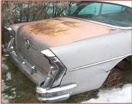1956 Buick Special Riviera 2 Door Hardtop For Sale $5,500 right rear view