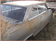 1964 Chevrolet Chevy II Nova Six 2 Soor Hardtop For Sale $3,500 right rear view