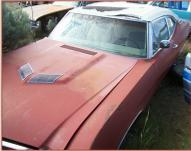 1969 Buick California GS 400 2 Door Coupe For Sale left front view